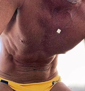 Luke Evans posting a close-up pic of his bulge in Speedos has fans agog