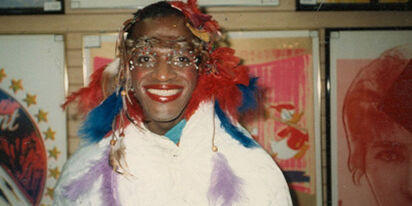 Meet Marsha P. Johnson, one of the most important black–and queer–civil rights activists