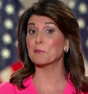 Nikki Haley roasted after talking about potential 2024 run for president