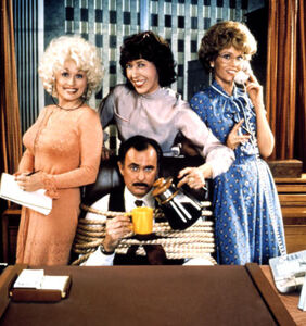 Gay gasp! A '9 to 5' reunion is happening