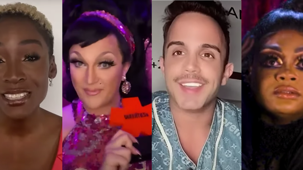 And the winners of the 2021 Queerties are…