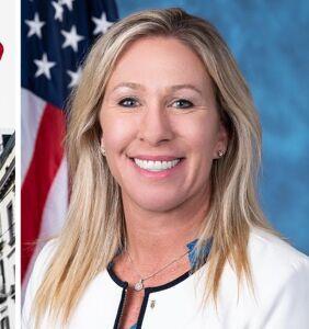 Marjorie Taylor Greene co-sponsors bill to stop US embassies flying Pride flags