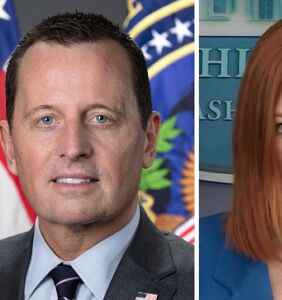 "Richard Grenell demands White House press secretary ""apologize to the gay community"""