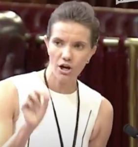 WATCH: Politician reads colleagues for filth in speech about 'Drag Race'