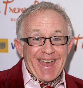 Leslie Jordan does not want to be seen as a preachy old man