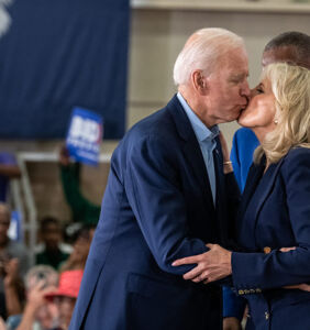 Conservatives are pissed at Dr. Jill Biden for being happily married and loving her pets