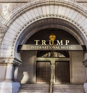 MAGA supporters are being charged 180% above market value for rooms in Trump's failing D.C. hotel