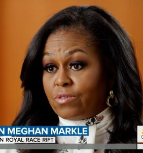 Michelle Obama weighs in on royal fallout of Meghan Markle's Oprah interview