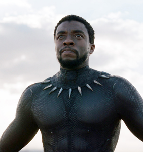 A tribute to the late, great Chadwick Boseman on the eve of the Oscars