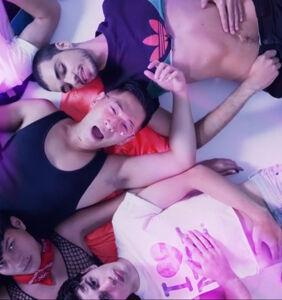 "WATCH: *NSYNC's ""Bye Bye Bye"" gets even gayer"