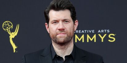 Billy Eichner reveals info about a second big, gay movie he has in the works