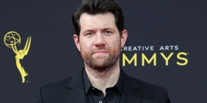 Billy Eichner to star in first gay, male rom-com from major Hollywood studio