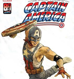 Just in time for Pride, Marvel announces a gay Captain America