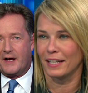 Chelsea Handler dusts off incredibly uncomfortable interview with Piers Morgan
