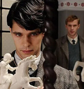Ben Whishaw and James D'Arcy play star-crossed lovers in a movie unlike any other