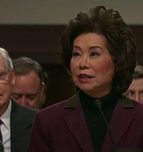 Elaine Chao used taxpayer resources to do her Christmas shopping, damning report finds