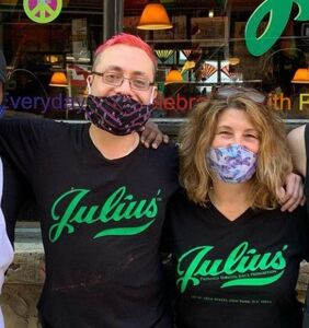 #SaveOurSpaces: Can you help save the historic Julius' in New York City?