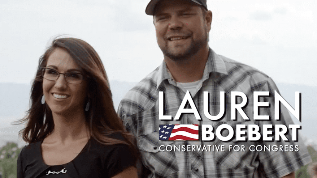People keep reminding Lauren Boebert about that time her husband exposed himself to a teen girl