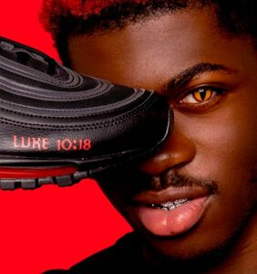 Nike sues over Lil Nas X's Satan sneakers and wants them all destroyed