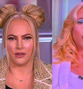 """Meghan McCain's hairstylist never asked for the job, says """"I'm not telling her what to do"""""""
