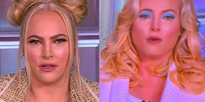 "Meghan McCain's hairstylist never asked for the job, says ""I'm not telling her what to do"""