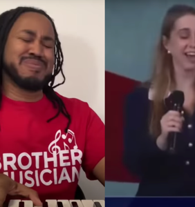 CPAC's disastrous national anthem inspires best meme of the week