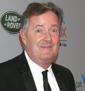 Is this clip of Piers Morgan his new rock bottom?