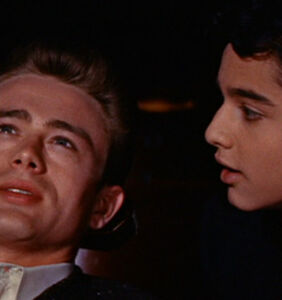 Two queer heartthrobs find love in one of the most beloved movies ever