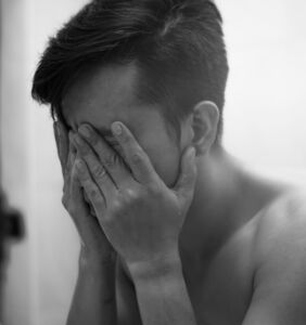Man who can't stop hooking up with other men pleads for help…before his wife finds out