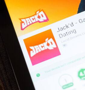 """Gay dating app Jack'd under fire for """"All Waves Matter"""" notification"""