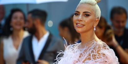 Success: Lady Gaga's dogs have been rescued
