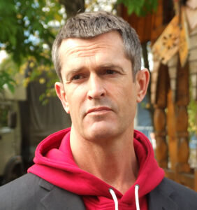 Actor Rupert Everett reveals that time he had a near run-in with a serial killer