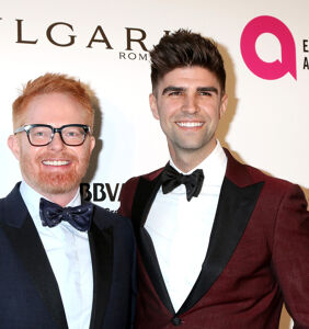 "Jesse Tyler Ferguson is raising his son to be ""gay until he decides he's straight"""