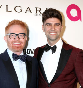 """Jesse Tyler Ferguson is raising his son to be """"gay until he decides he's straight"""""""