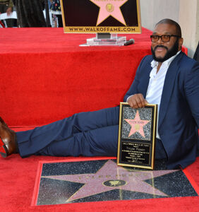 Tyler Perry to produce a totally not-gay show about male strippers