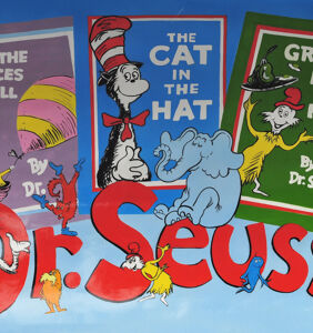 "Conservatives are absolutely losing their sh*t over Dr. Seuss being ""canceled"""