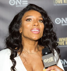 Rapper Lil Mama wants to start a 'Heterosexual Rights Movement'