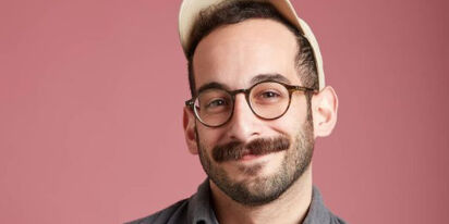 'The Queerty Podcast' host Gabe González on finding comedic voice, losing virginity & semi-feral chickens