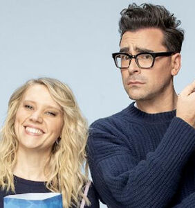 Kate McKinnon & Dan Levy are getting spicy together, and we can't stop laughing