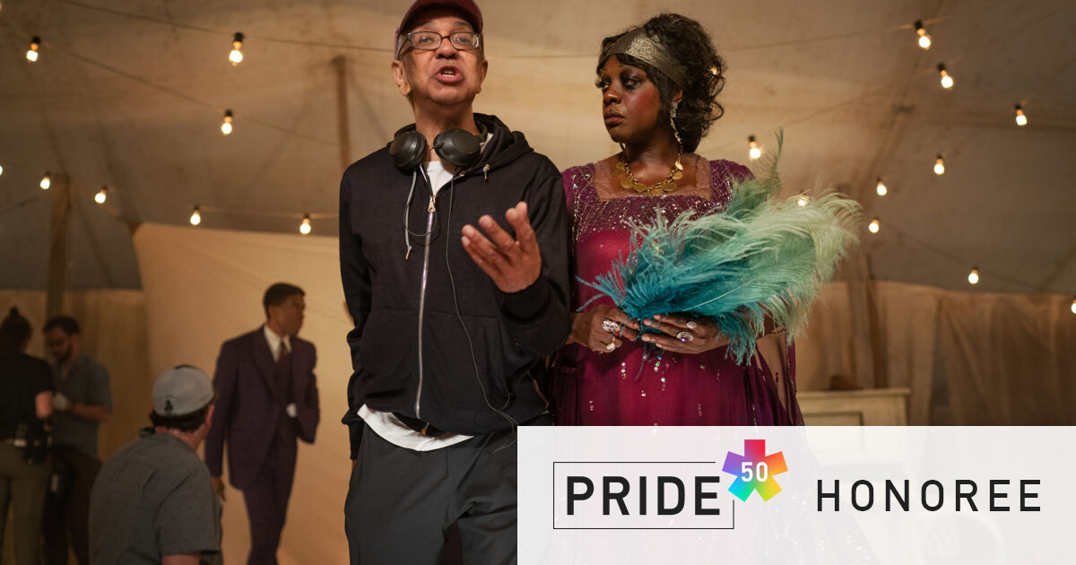 Director George C. Wolfe scored another artistic triumph, this time for LGBTQ people everywhere