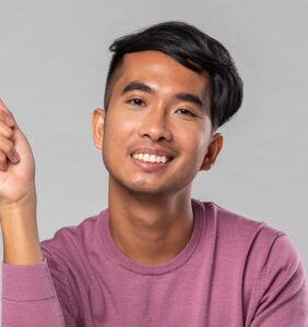 Meet Maki Bonificio, the Filipino, gay comic 'Trying Hard' to find love in Nashville