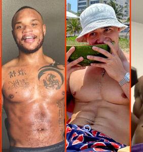Lil Nas X's big arms, Jordan Torres' juicy melon, & Bruno Baba's meat pizza
