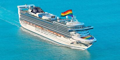 The first 'Pride Cruise' from P&O Australia is set to launch next year