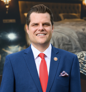 A brief, probably incomplete history of Matt Gaetz's sex scandals and creepiest moments (so far)