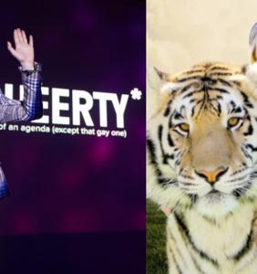 "Dream cast: John Cameron Mitchell to play ""Tiger King"" Joe Exotic opposite Kate McKinnon"