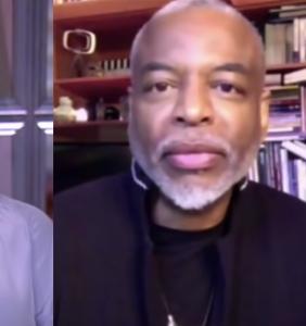 "LeVar Burton schools Meghan McCain on why being held accountable for bigotry isn't ""cancel culture"""