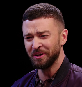 """The internet has canceled Justin Timberlake's """"MAY!"""" meme and given it to someone more deserving"""