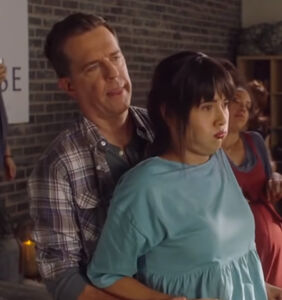 Ed Helms & Patti Harrison take comedy & trans visibility to new level in 'Together Together'