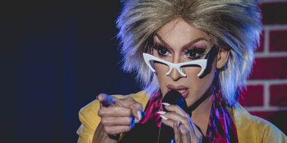 Are drag queens modern-day shamans? Alaska takes us to the church of drag comedy.
