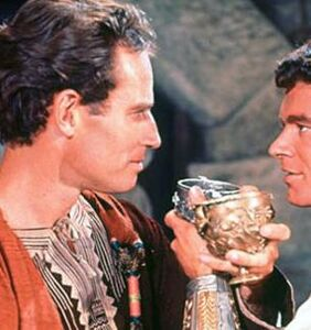 It's Easter Weekend. Binge upon the gayest Biblical epic of all time.